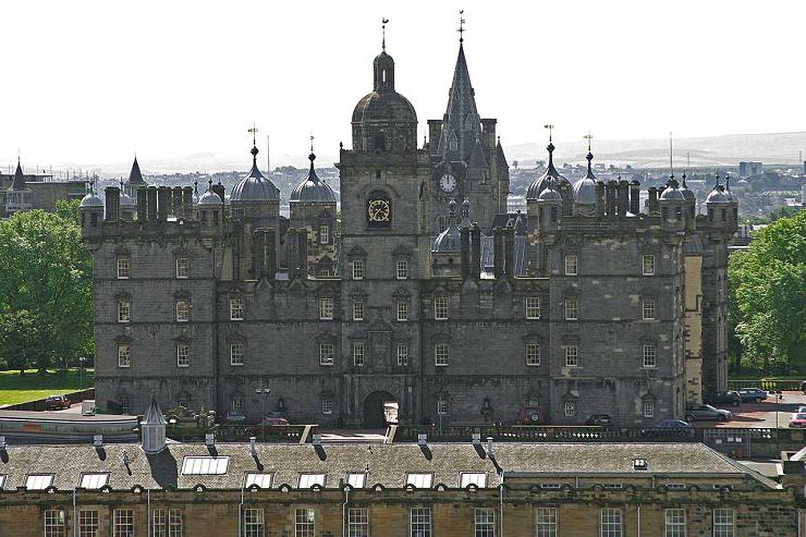 Los alumnos del George Heriot's School se dividen en casas como en Hogwarts.