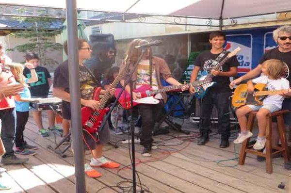 Festival Por todo lo alto de Sierra Nevada: música para toda la familia