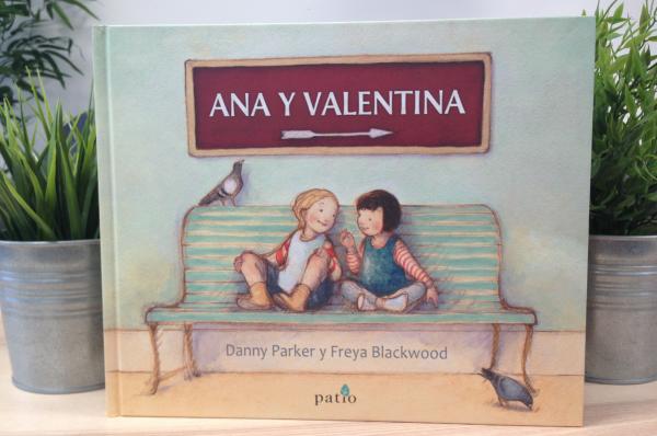 """Leer en familia: """"Ana y Valentina"""""""