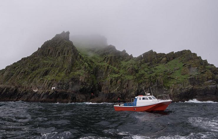 Skelling Michael es una de las zonas más protegidas de Europa.