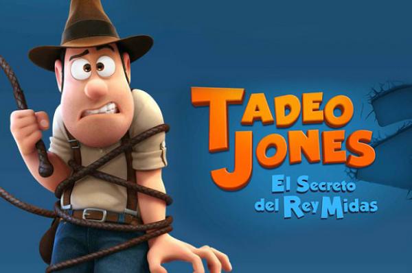 Tadeo Jones 2 la película española más vista del año