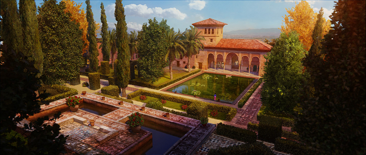 Granada se convierte en escenario principal en Tadeo Jones 2.