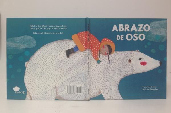 Leer en familia: Abrazo de oso