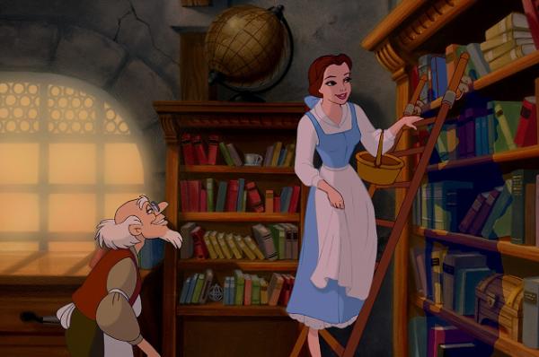 Las mejores bibliotecas de cine