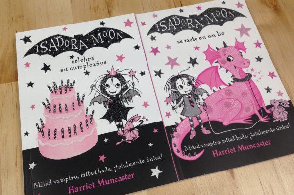 Leer en familia: Isadora Moon