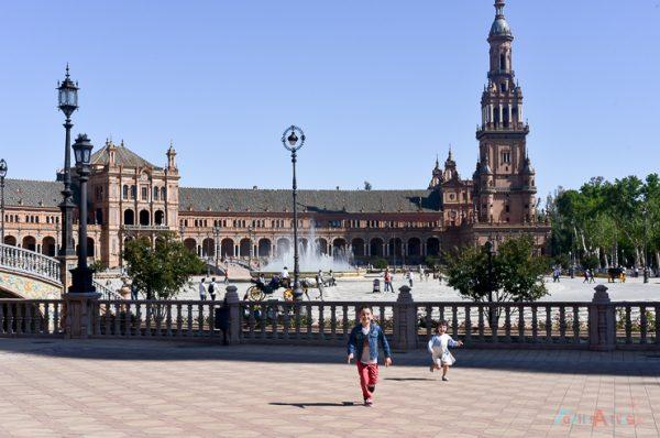 Puente de diciembre: Lonely Planet nombra a Sevilla como la mejor ciudad para visitar