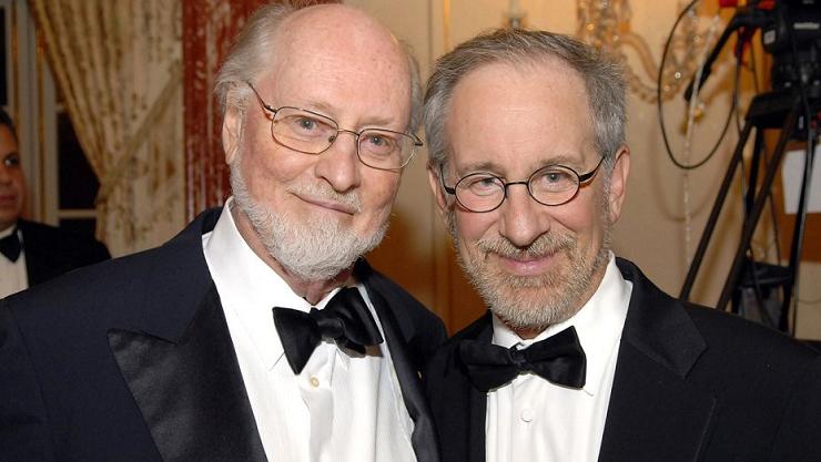 John Williams y Steven Spielberg, más de cincuenta años de colaboración y admiración mutua.
