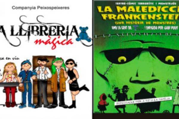 Disfruta del teatro en familia en Barcelona