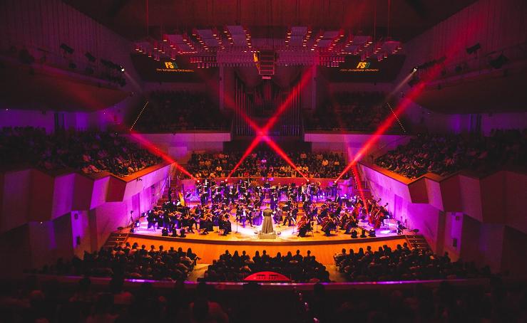 Los conciertos de la FSO son un espectáculo muy esperado por miles de espectadores en España.