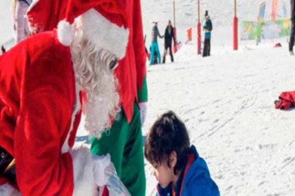 Esquí para familias: La Navidad en Sierra Nevada