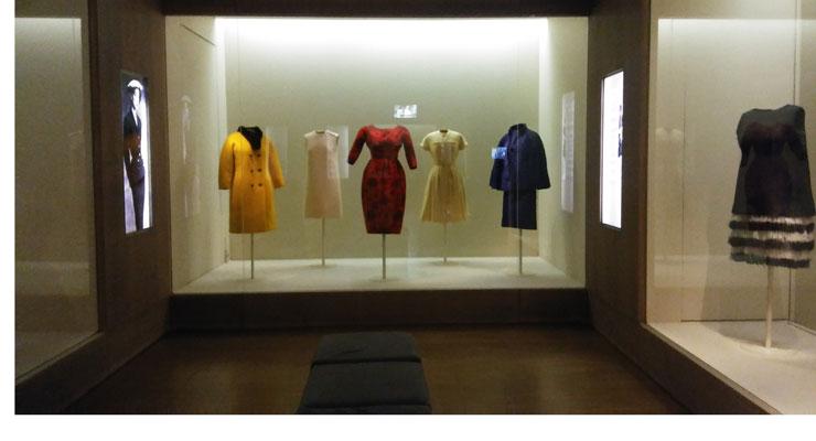 Actividades en familia en el museo el traje