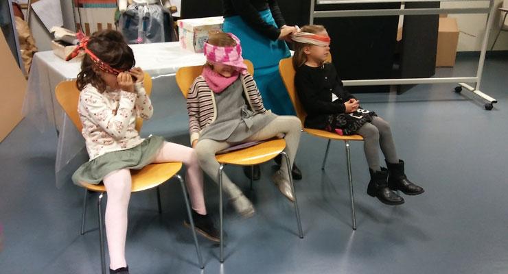 actividades en familia en el museo del traje