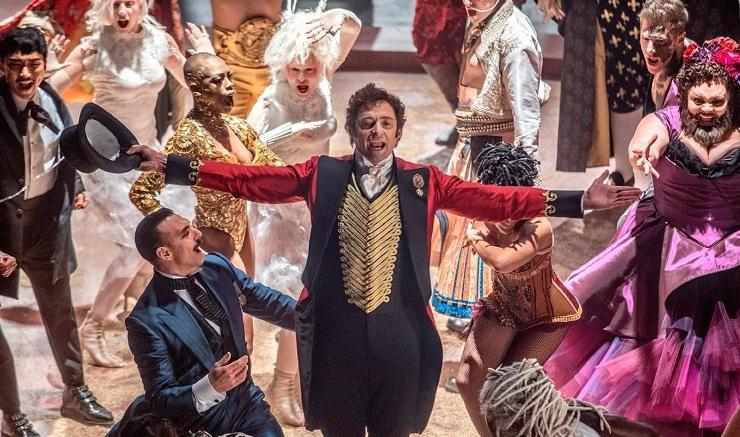 Phineas Taylor Barnum (Hugh Jackman) fue uno de los grandes empresarios circenses del siglo  XIX
