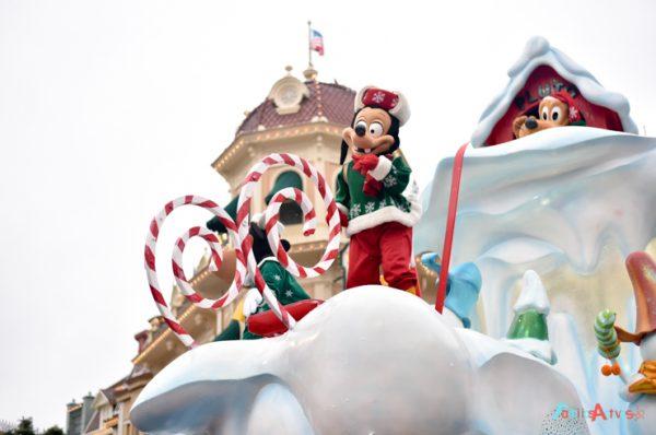 Disney en Navidad, viajes en familia