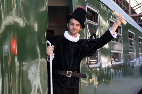 Bienvenidos al Tren de Felipe II