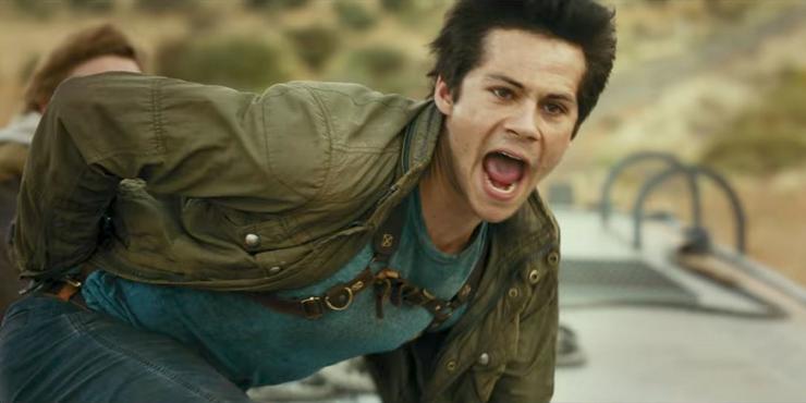 Dylan O'Brien sufrió un accidente durante una de las escenas de acción.