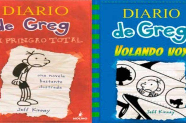Leer en familia: El diario de Greg