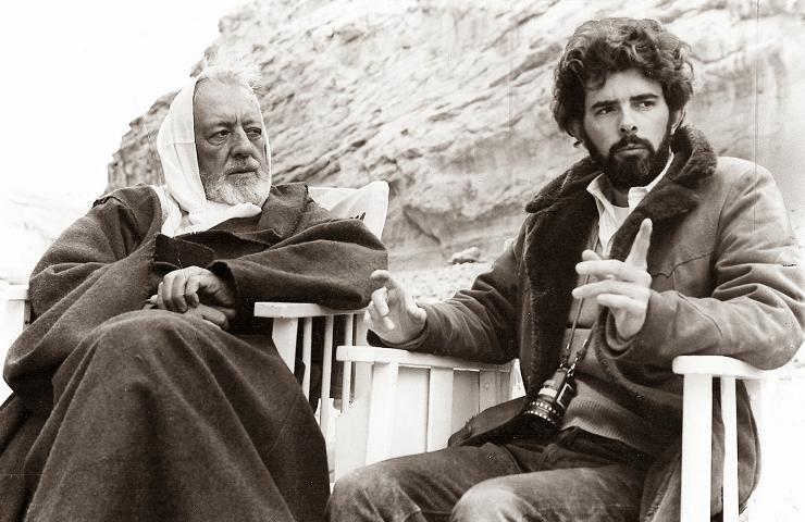 En el primer montaje realizado por George Lucas algo no terminaba de funcionar.