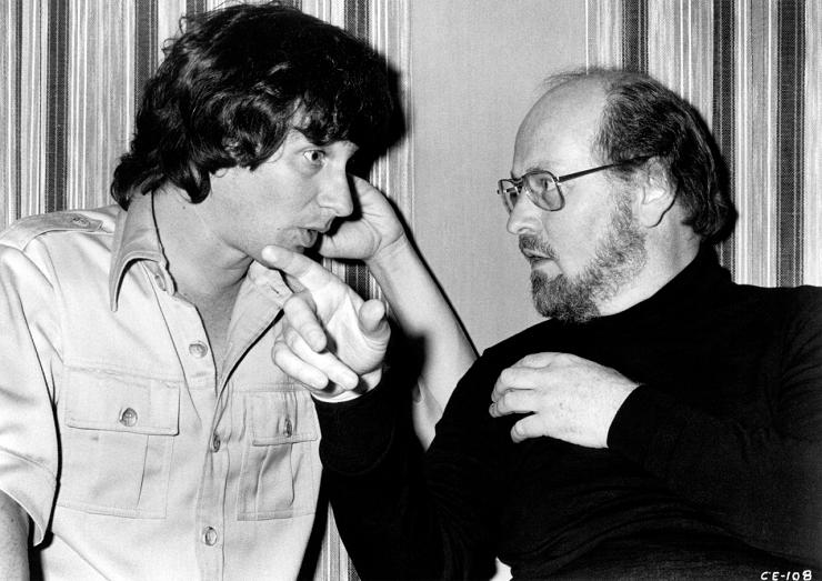 """Steven Spielberg y John Williams iniciaron su relación artística en 1974 con """"Loca evasión"""""""