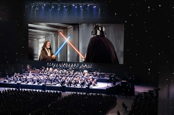 Star Wars in concert llega a Madrid y Barcelona