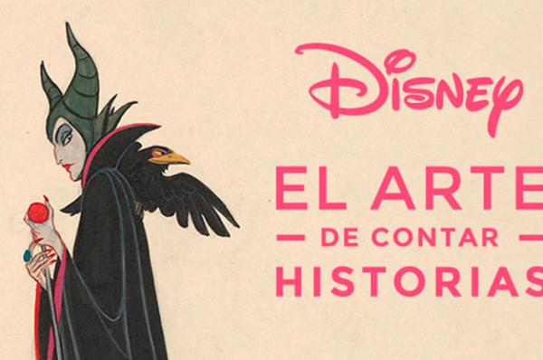 """""""Disney: el arte de contar historias"""" en Barcelona"""