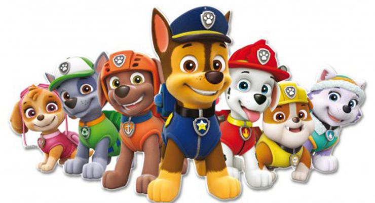 patrulla canina 2