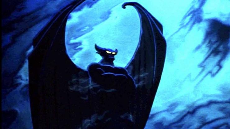 """""""Una noche en el monte Pelado"""" es la secuencia con la que cierra """"Fantasía""""."""