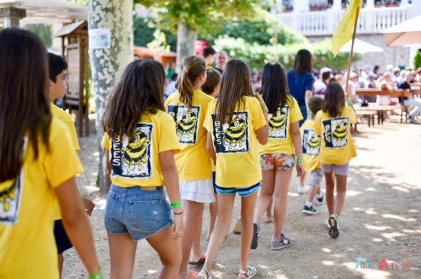 Campamentos de verano en inglés English Summer en el mes de agosto