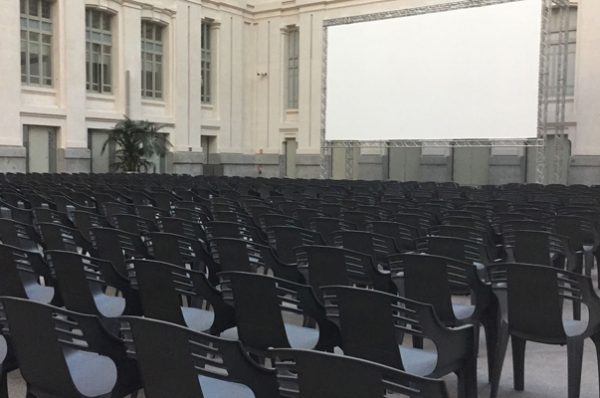 Cine de verano en Madrid con Cibeles de cine