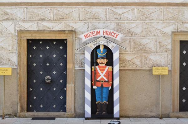 Viaje nostálgico al Museo del Juguete de Praga