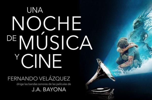 Una noche de música y cine con Fernando Velázquez