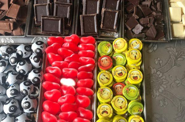 Rutas con el corazón y sabor a chocolate