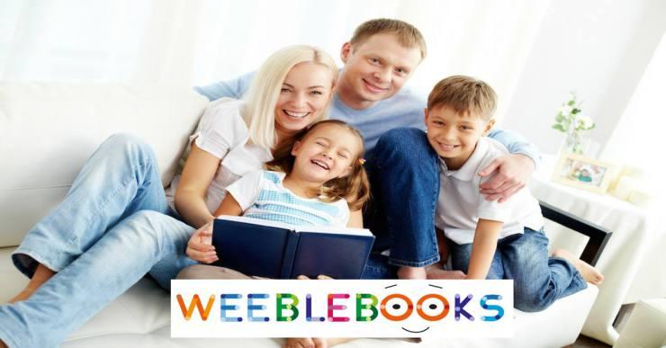 Weeblebooks: una app para leer en familia de forma gratuita