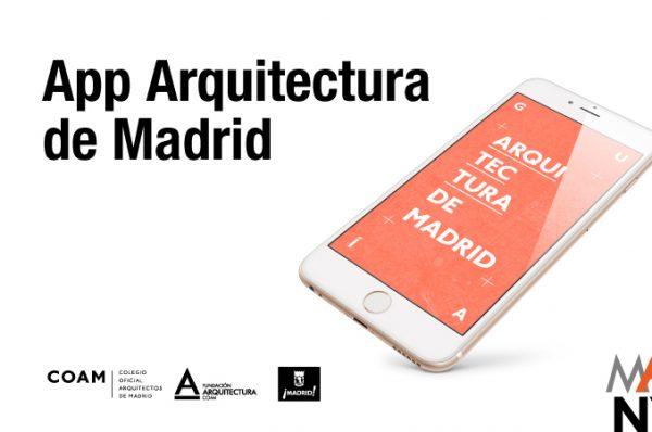 Madrid en familia: la app guía Arquitectura de Madrid te lo pone fácil