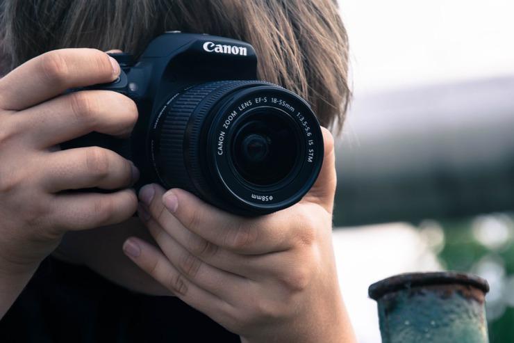 Cómo disfrutar del día de la fotografía en familia