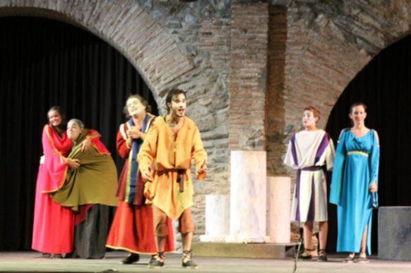 Teatro Grecolatino: festival Sexi Firmum Iulium en la costa granadina