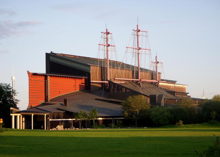 El Museo Vasa recibe millones de visitantes desde 1990