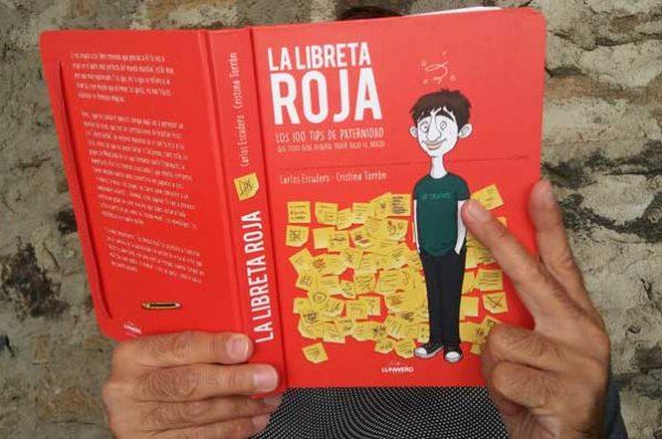 La libreta roja, un libro para disfrutar de la paternidad y la maternidad