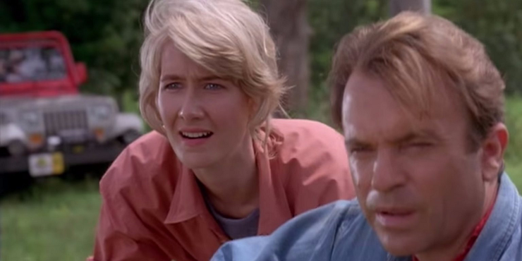 """Bienvenidos a Jurassic Park"""