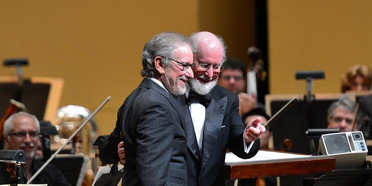 Steven Spielberg y John Williams llevan más de 40 años trabajando juntos.