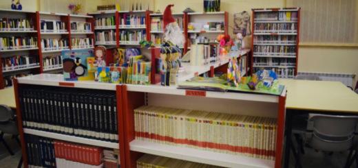 bibliotecas de barrio familias activas
