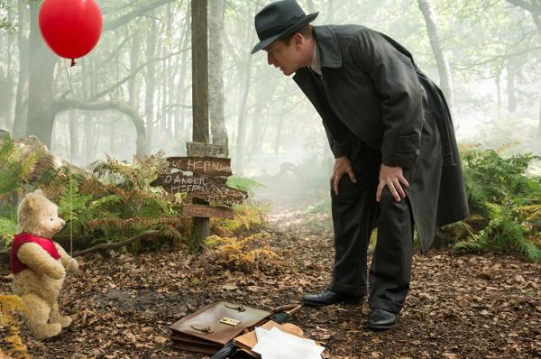 """""""Christopher Robin"""", regresando al Bosque de los Cien Acres"""