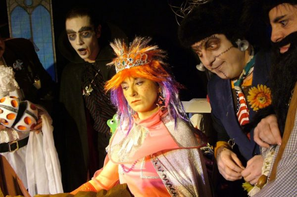 'Mis queridos monstruos', un espectáculo quitamiedos