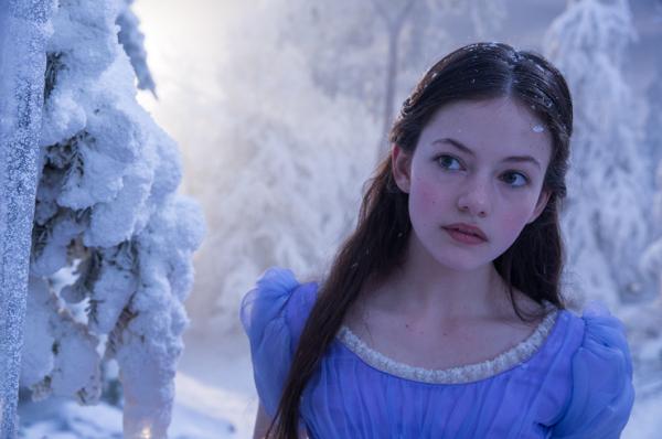 """""""El Cascanueces y los Cuatro Reinos"""" adelanta la Navidad en los cines"""