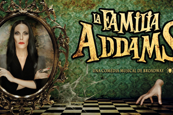 La familia Addams se instala en Barcelona