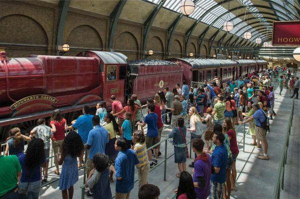Parque Universal Orlando Resort: Pasea con Harry Potter y los Minions