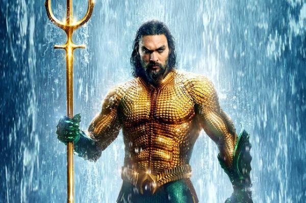 """""""Aquaman"""", la película más épica del Universo DC"""