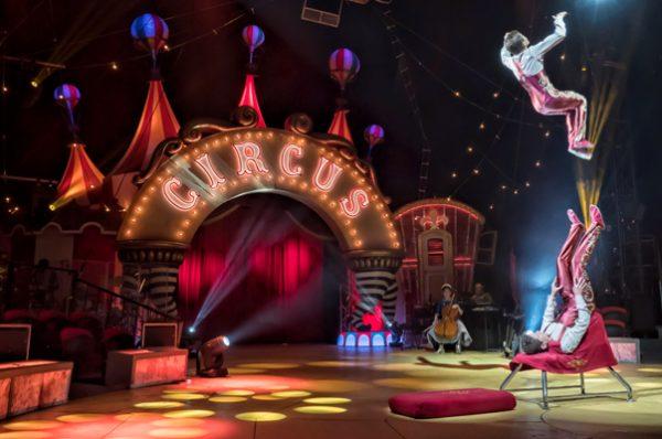 La magia y fantasía del circo se hacen realidad en Circlássica