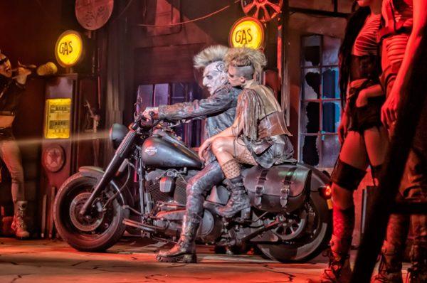 Apocalipsis, teatro musical y circo en un mismo espectáculo
