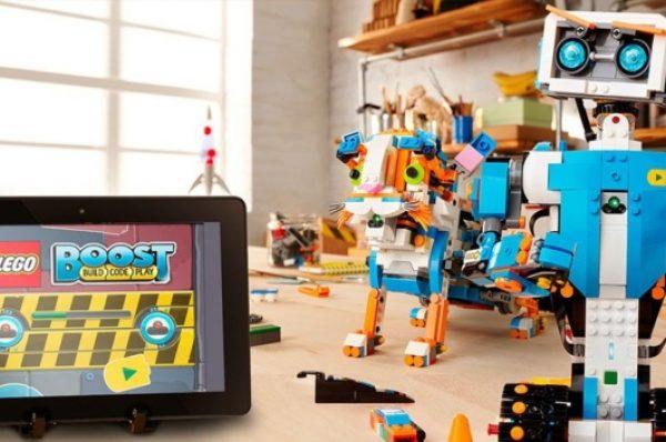 Descubre el STEM con Lego: aprender a programar con los Reyes Magos
